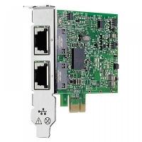 Адаптер HP Ethernet 1Gb 2-port 332T (615732-B21)