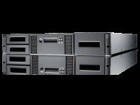 Библиотека HPE StoreEver MSL2024, без накопителей (AK379A)